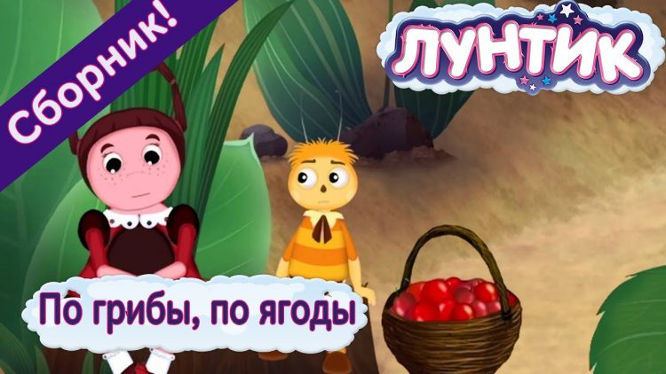 Po-griby-po-yagody-Luntik-Sbornik-multfilmov