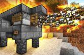 SAMAYA-KRUTAYA-PUSHKA-v-Majnkraft-PE-Redstoun-mehanizm-dlya-nuba-video-multik-nub-i-pro-v-Minecraft-PE