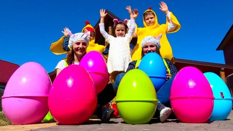 CHellendzh-Easter-Egg-Hunt-ishhem-syurprizy-v-yajtsah-Malchiki-protiv-devochek