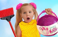 Diana-found-LOL-Pearl-Surprise-Pretend-Play-toy-Videos-for-kids