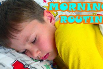 Moe-utro-sobiraemsya-v-shkolu-ili-My-Morning-routine