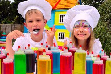 3-tsVEtA-tOppINg-i-mOrOZHENoe-CHELlENdZH-ili-3-colors-ice-cream-topping-CHALLENGE