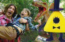 Bill-SHifr-otkryl-portal-v-Dinopark.-Park-Skazka