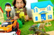 Video-pro-Graviti-Folz-Dipper-i-dinozavry-Dnevnik-Graviti