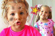 Diana-kak-ZOLUSHKA-Diana-as-Cinderella-Story-for-kids