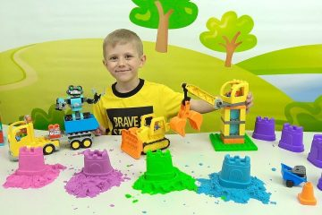 Kineticheskij-Pesok-dlya-detej-i-stroiteli-Lego-Duplo-Stroim-zamki-i-smeshivaem-tsveta.-Kinetic-Sand