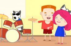 Smarta-i-Spotti-Muzykalnye-instrumenty-Poznavatelnye-multiki-dlya-devochek