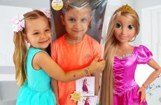 Diana-and-New-Rapunzel-doll