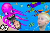 OSMINOG-OBZHORA-CHISTIT-OKEAN-v-igre-Tasty-Planet-3-Forever-Danya-i-PAPA-Igrayut-na-FFGTV-dlya-detej