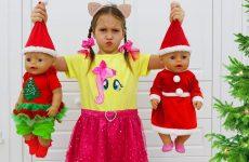 Sofiya-i-ZHivye-Kukly-Volshebnaya-istoriya-pro-PODARKI-Sofia-pretend-play-with-Dolls-and-Toys-for-Girls
