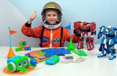 TOBOTY-i-Umnyj-ROBOT-Botli.-Astronavt-Danik-i-Razvivayushhie-IGRUSHKI-dlya-detej.-Botley-the-coding-Robot