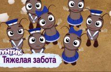 Tyazhelaya-zabota-Luntik-Sbornik-multfilmov-2019