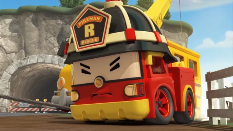 Robokar-Poli-TOP-5-serij-Multiki-pro-mashinki-The-best-of-Robocar-Poli