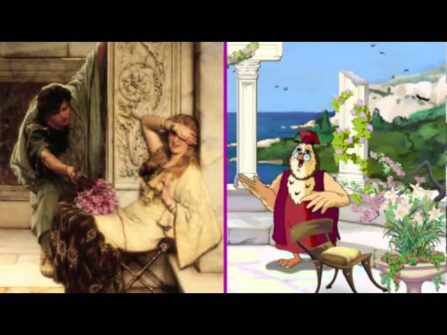 Vsemirnaya-kartinnaya-galereya-Lourens-Alma-Tadema