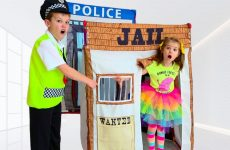 Max-go-to-Toy-Jail-Playhouse-as-a-Katy-pretend-cop