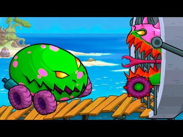 Multiki-dlya-detej-Mashina-est-mashinu-YAjtselot-Video-igra-pro-mashinki