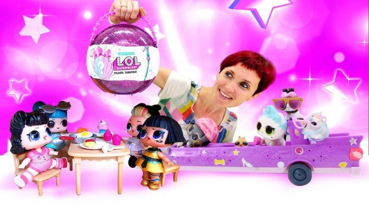 Куклы lol в Екатеринбурге