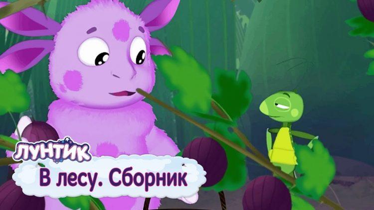 V-lesu-Luntik-Sbornik-multfilmov-2019
