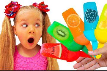Diana-makes-fruit-Ice-Cream