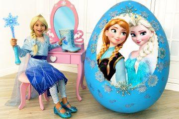 Sofiya-i-eyo-novaya-komnata-printsessy-kak-u-Elzy-Sofia-her-new-Princess-room