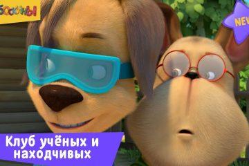 Barboskiny-Klub-uchyonyh-i-nahodchivyh-Novaya-seriya.-Premera