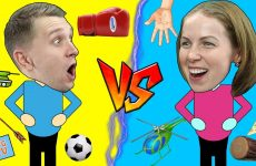 CHELLENDZH-Batl-MAMA-vs-PAPA-Kto-VYIGRAET-v-Etom-POEDINKE-Mini-Igry-na-Dvoih-ot-FFGTV