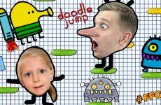 PRIKLYUCHENIE-FFGTV-v-DUDL-DZHAMP-Novaya-CHAST-Doodle-Jump-2-Smeshnoj-Letsplej