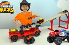 Mashinki-Hot-Wheels-MONSTER-TRUCK.-Igrovoj-nabor-HOT-VILS-Peredvizhnoj-tramplin-GFR15