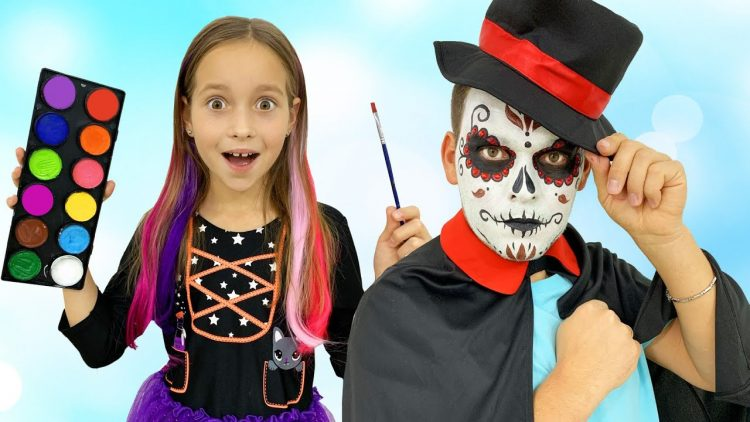 Sofia-and-mysterious-adventures-on-Halloween-for-Kids