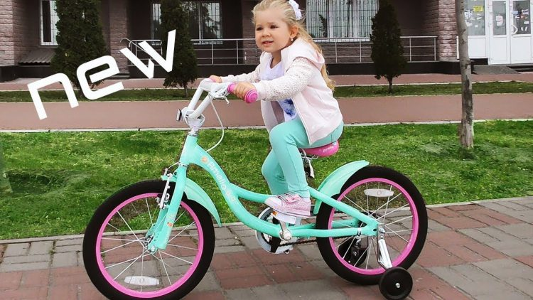 VLOG-Diana-kataetsya-na-novom-velosipede-PRIDE-AMELIA