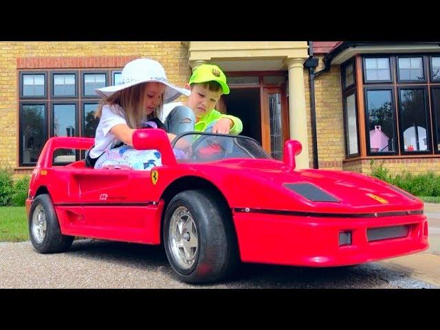 CHut-ne-uehali-v-otpusk-na-raritetnom-Ferrari-89-bez-roditelej-ili-tried-to-leave-without-parents
