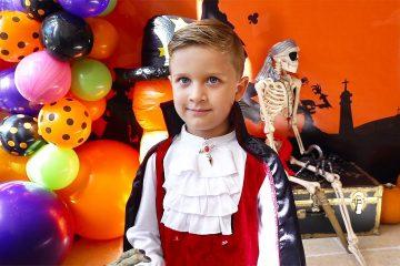 Roma39s-7th-Birthday-Huge-Halloween-Party