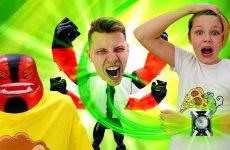 Onlajn-video-s-Ben-10-Omnivers-sdelal-Kirilla-Supergeroem-Igry-strelyalki-dlya-malchikov
