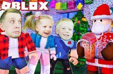 STROIM-NOVOGODNIJ-Dom-SANTY-i-POBEG-v-ROBLOX-2020-ot-FFGTV