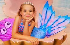 Diana-turned-into-a-Little-Mermaid-Princess