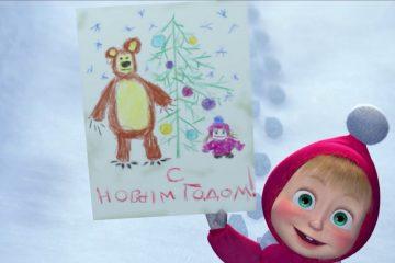 Masha-i-Medved-Multfilmy-pro-Zimu-Vse-serii-podryad